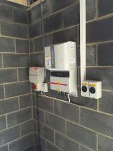 Commercial Electrical Installation in Brighton
